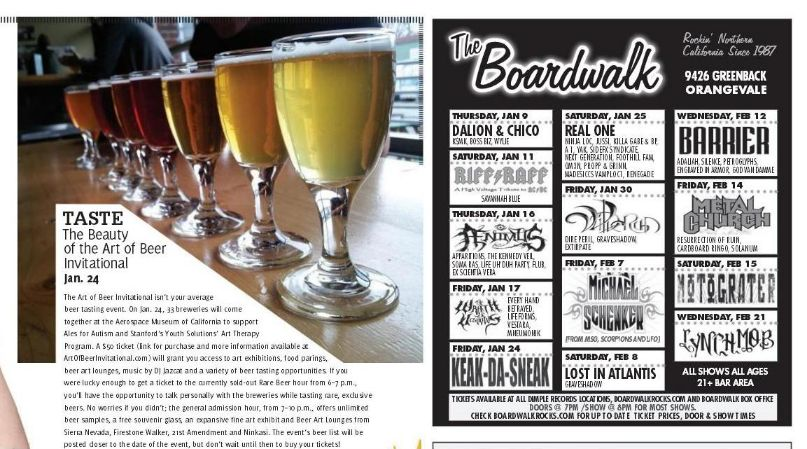 0 Art of Beer -- Submerge Magazine 2014