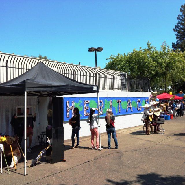 13 Health Net Heritage Fest - Sacramento, CA (Jazcat enhances your event theme)