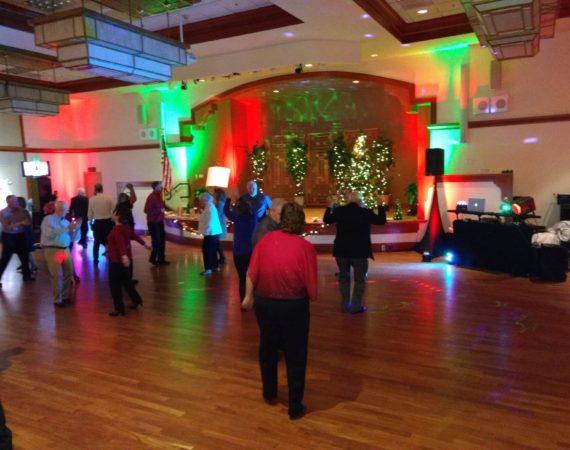 19 Holiday Party -- Timber Creek Ballroom
