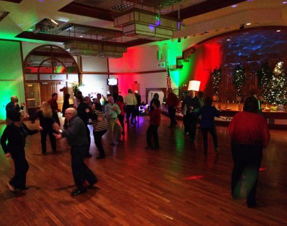 20 Holiday Party -- Timber Creek Ballroom