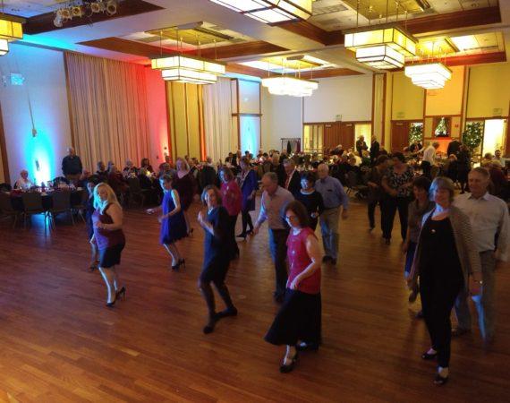 22 Holiday Party -- Timber Creek Ballroom