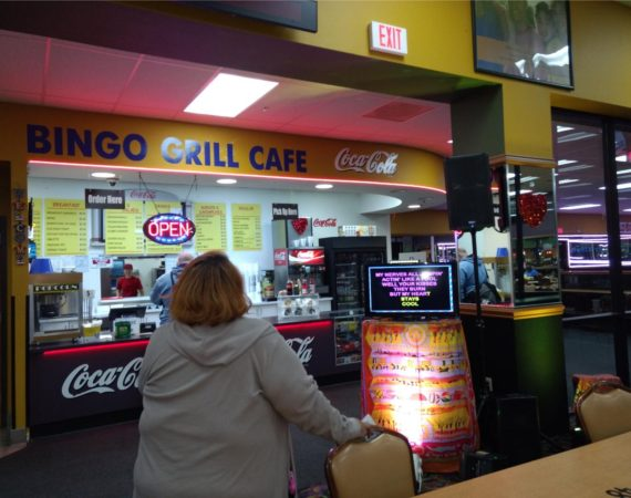 31 Sacramento Bingo Center
