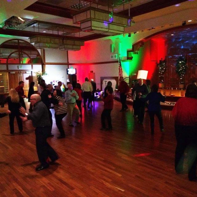 32 SIR Holiday Party - Timber Creek Ballroom Roseville, CA
