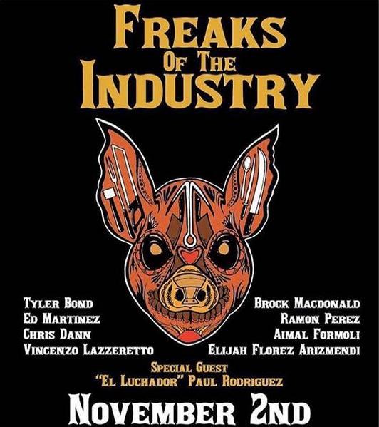 4 Freaks of the Industry