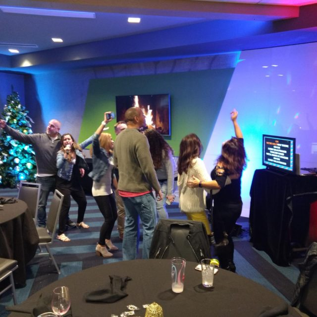 5 Cascade Mgmt Holiday Party - Top Golf Roseville, CA (Making company events unforgettable)