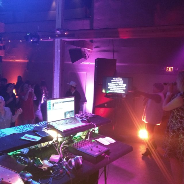 5 Charlotte Russe Holiday Party - Public Works San Francisco, CA (Top quality sound)