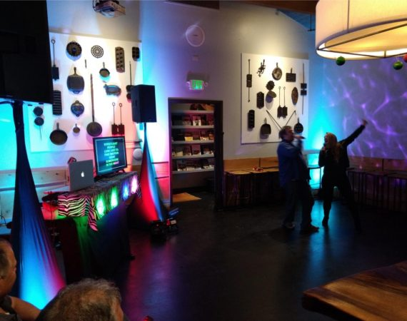 5 Holiday Party -- Kitchen Collective