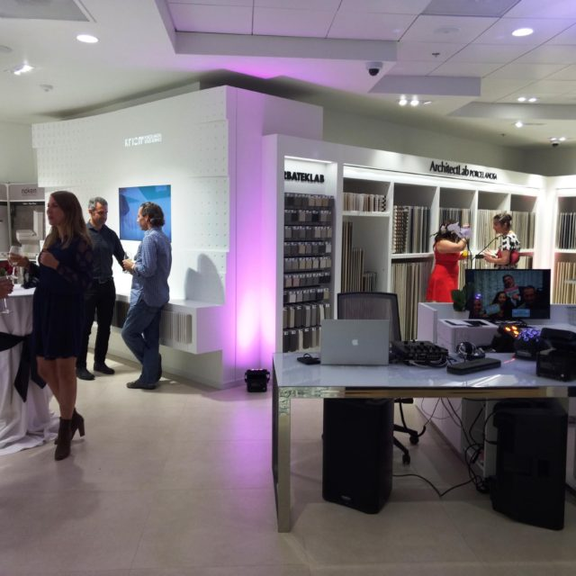 7 Porcelanosa Grand Opening - San Francisco (Company Events - We've worked for California's best!)
