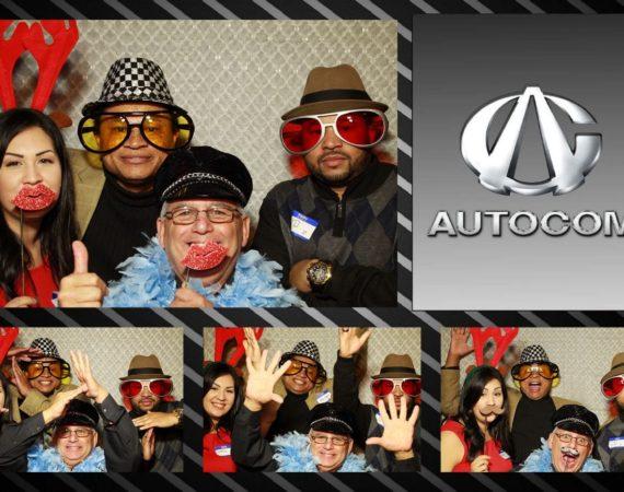 Autocom Nissan Holiday Party Dec9
