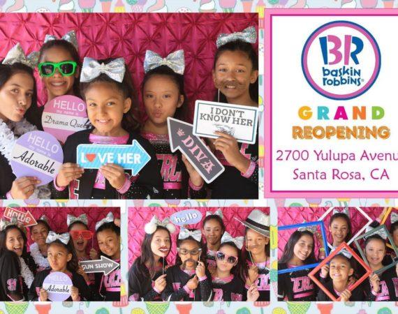 Baskin Robbins Grand Reopening May19