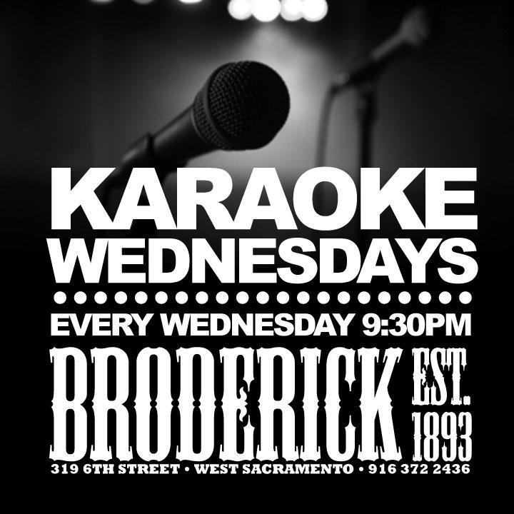 Broderick Roadhouse Wednesdays