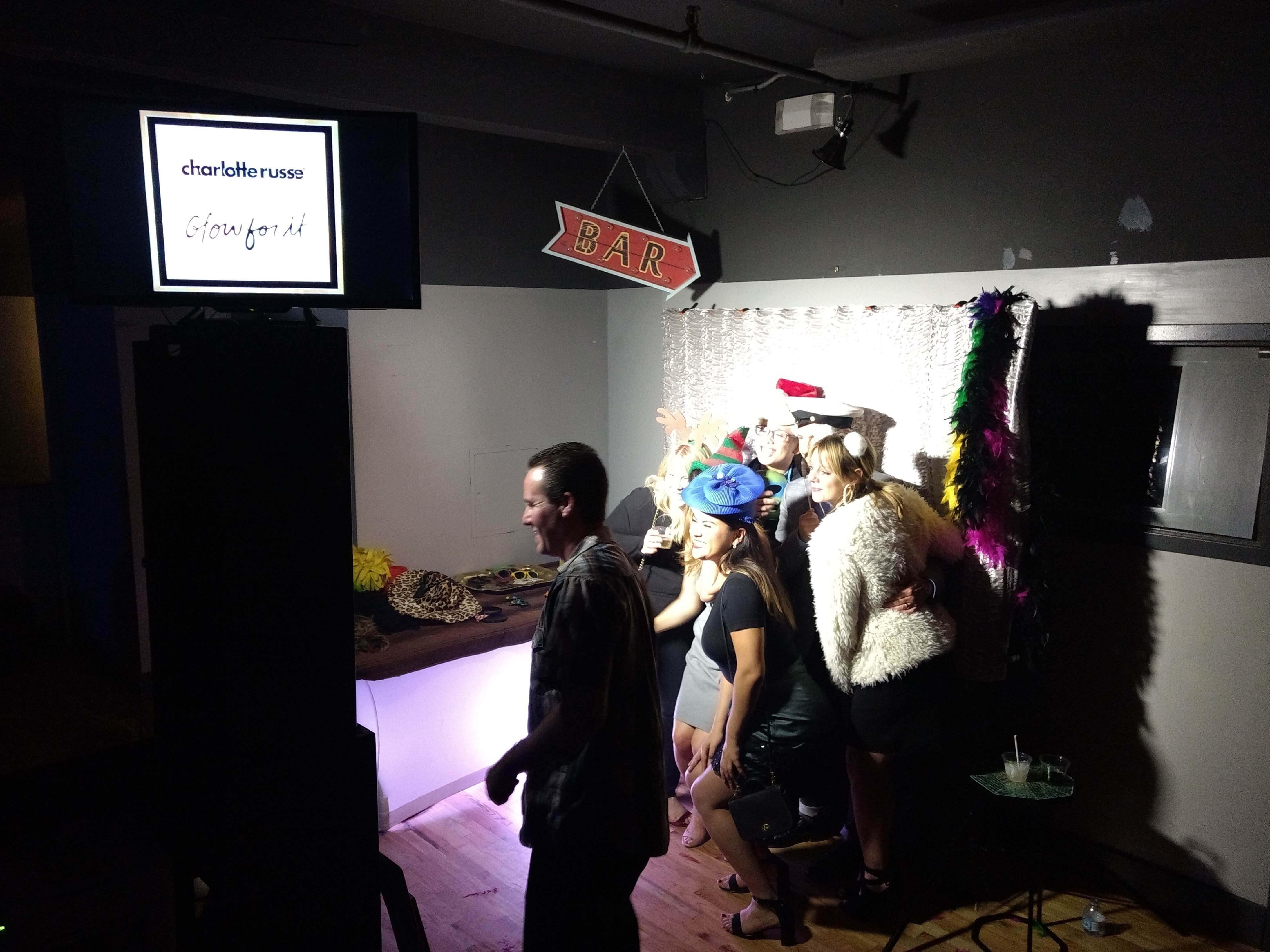 Charlotte Russe Holiday Party Karaoke Jam @ Public Works SF (2)