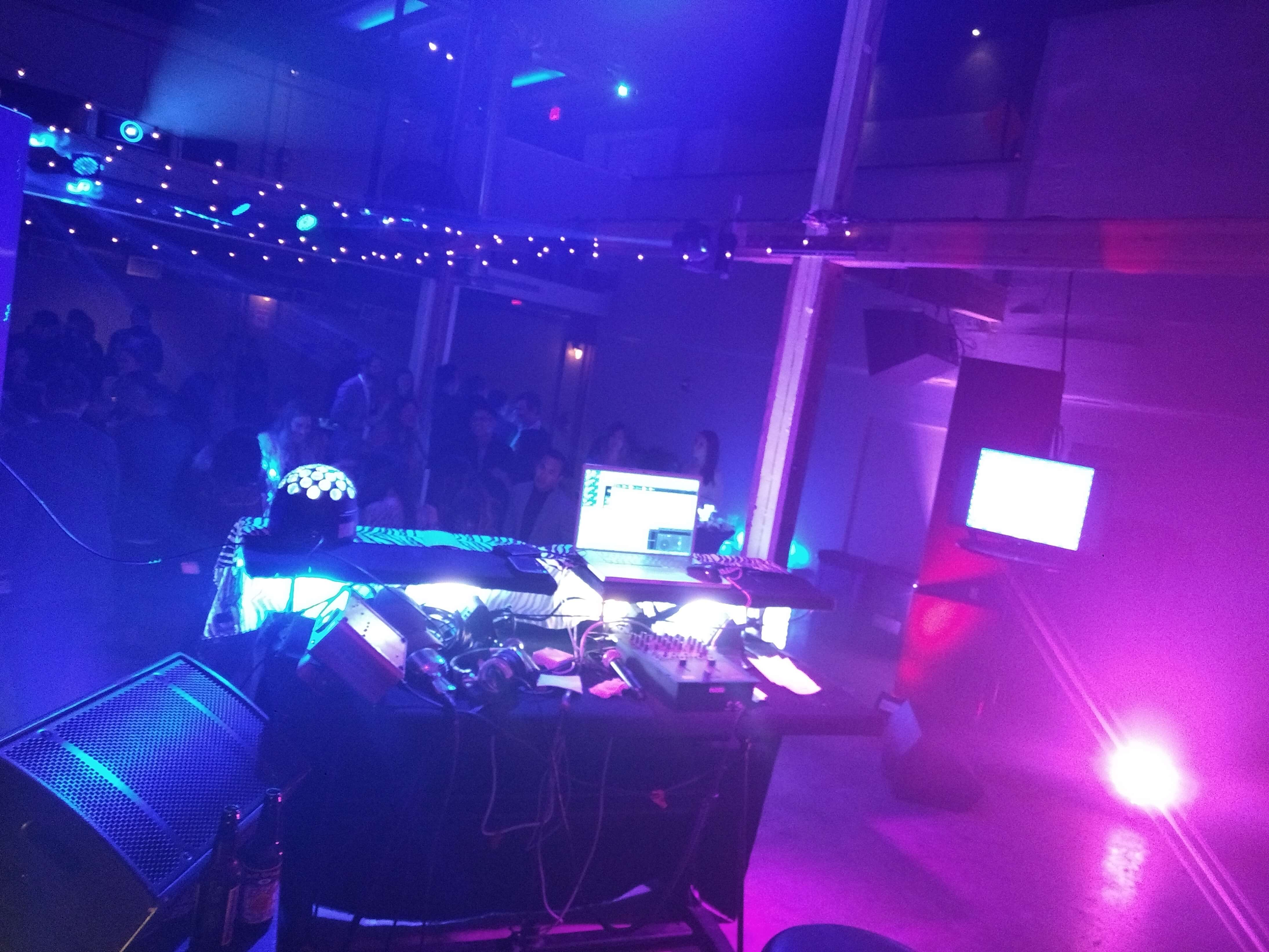 Charlotte Russe Holiday Party Karaoke Jam @ Public Works SF (4)