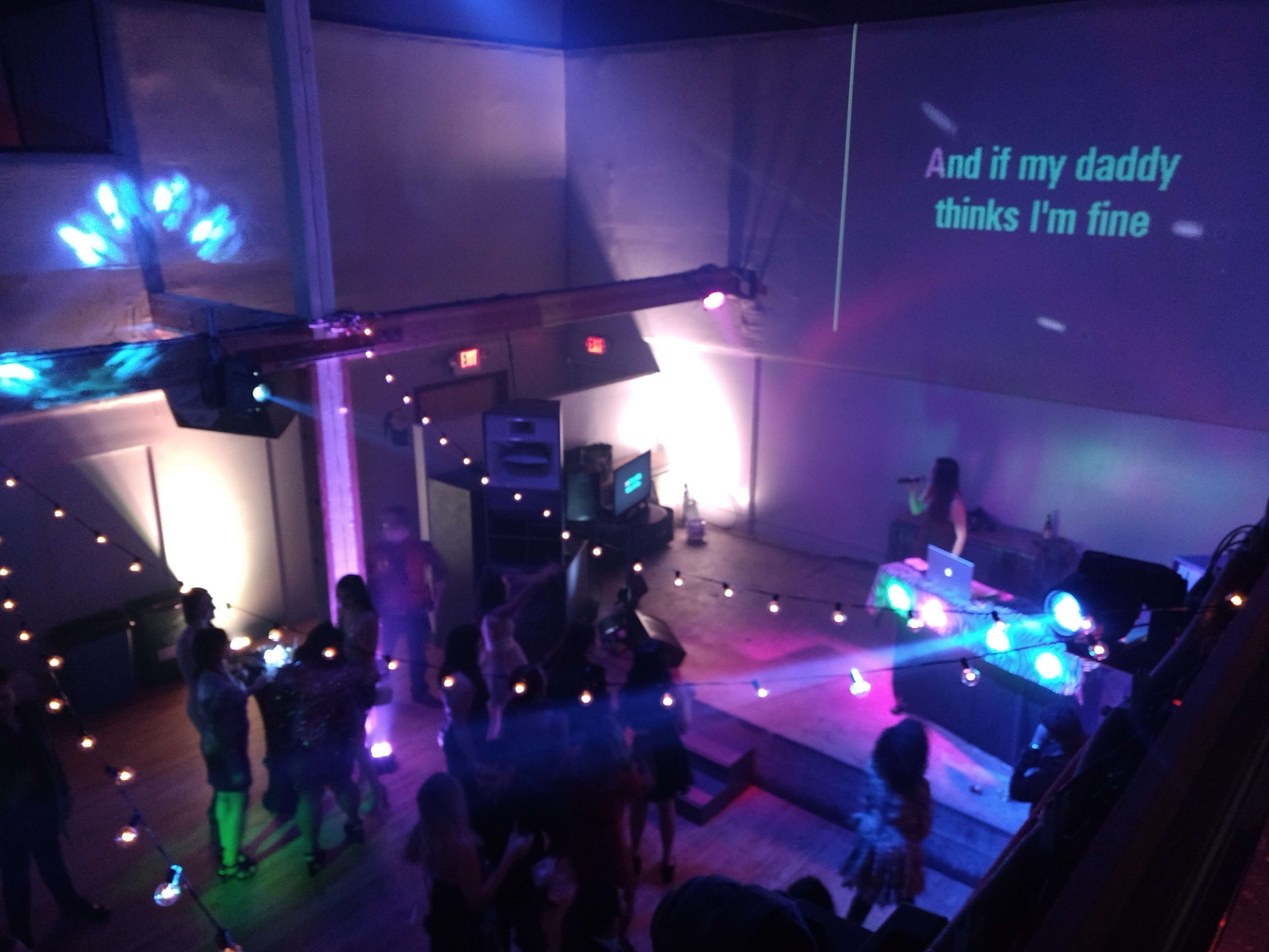 Charlotte Russe Holiday Party Karaoke Jam @ Public Works SF (9)