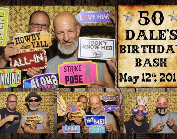 Dale 50th Birthday (Western Theme)