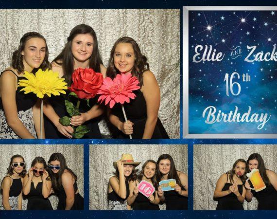Ellie & Zack 16th Birthday (Starry Night Theme)