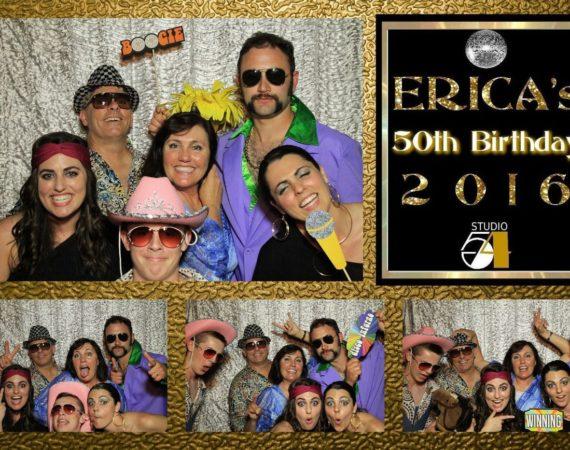 Erica 50th Birthday (Disco Theme)