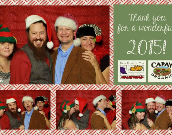 Farm Fresh To You Holiday Party Dec5