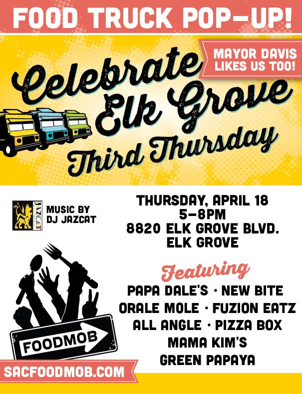 FoodMob -- Elk Grove April18