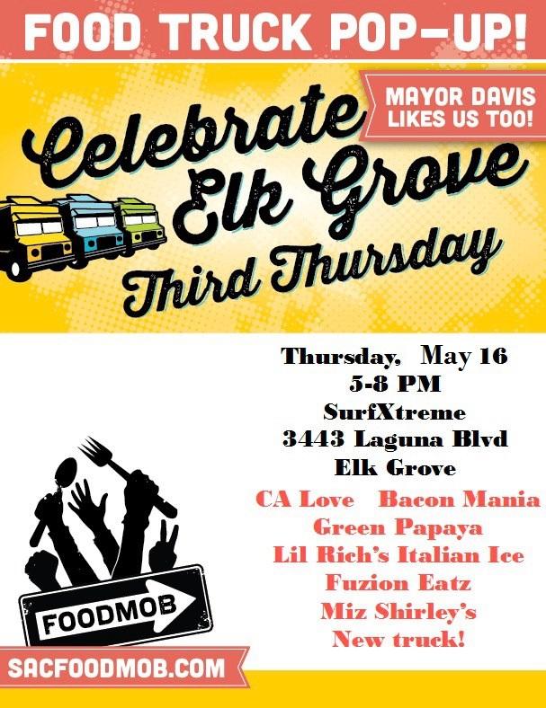 FoodMob -- Elk Grove May16