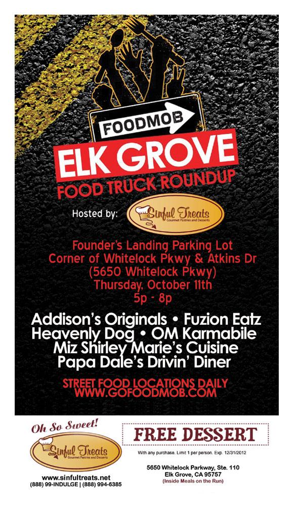 FoodMob -- Elk Grove Oct11