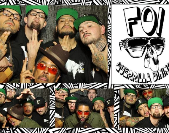 Freaks Of The Industry @ Lowbrau feat Shock-G from Digital Underground