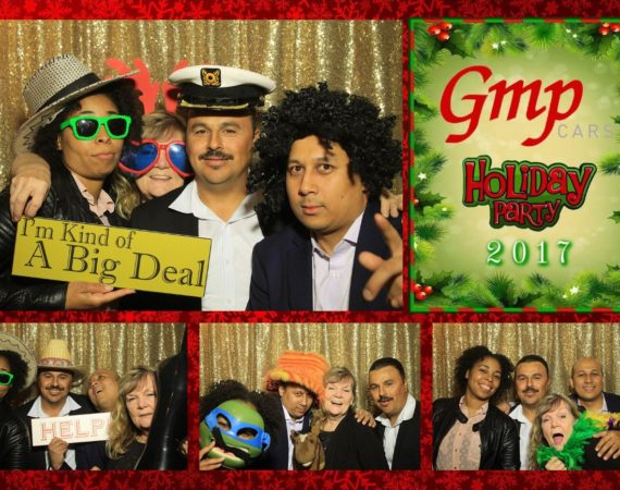 GMP Cars Holiday Party Dec16