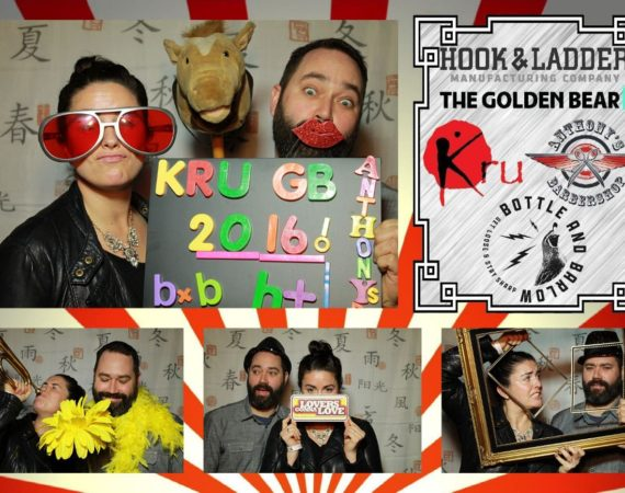 Golden Bear-Hook & Ladder Staff Party Feb8