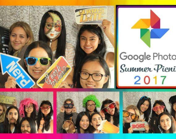 Google Photos Summer Picnic June5