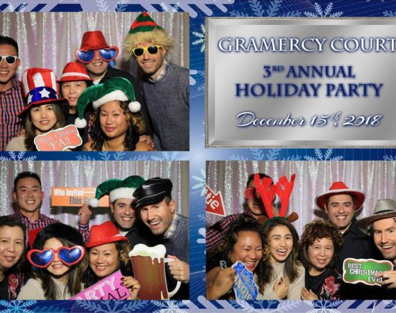 Gramercy Court Holiday Party Dec15