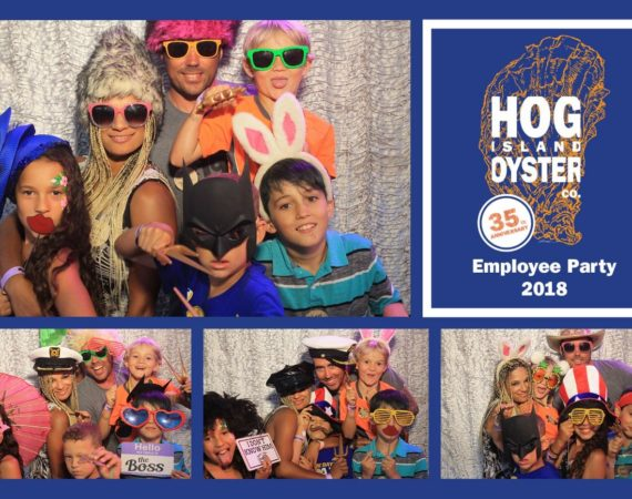 Hog Island Oyster Co. Employee Party July10
