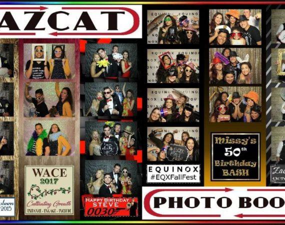 Jazcat Custom Photo Strips