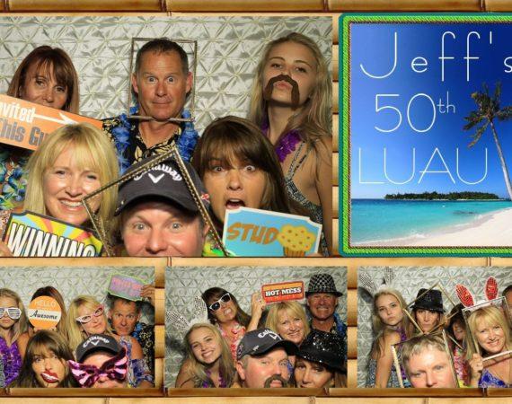 Jeff 50th Birthday (Tropical Breeze Theme)