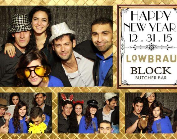 LowBrau - Block NYE Dec31