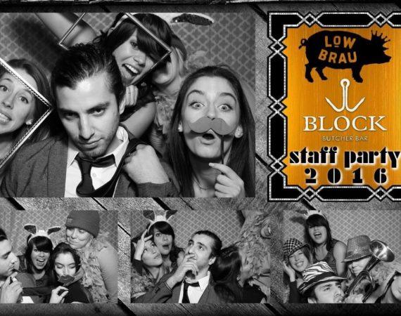 LowBrau-Block Staff Party Jan26