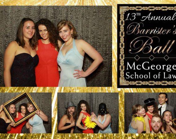 McGeorge Barrister's Ball Feb27
