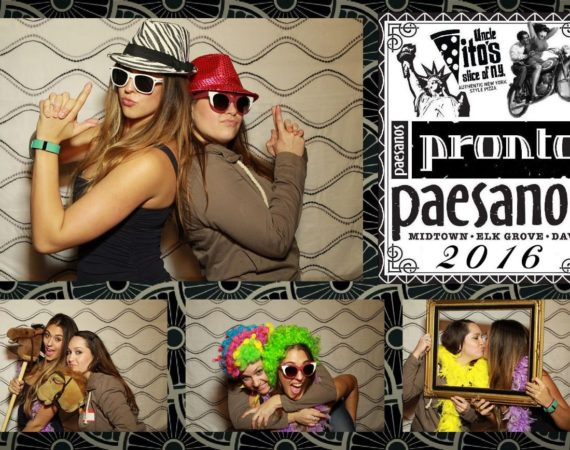 Paesano's Annual Party Jan11
