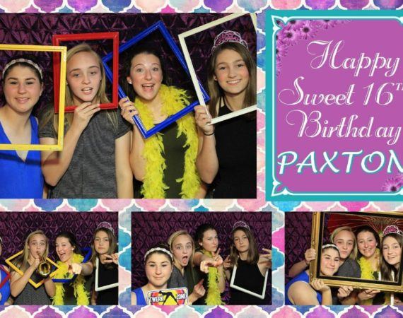 Paxton 16th Birthday (Sweet 16 Theme)