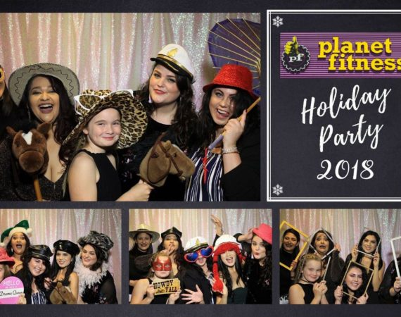 Planet Fitness Holiday Party Dec8