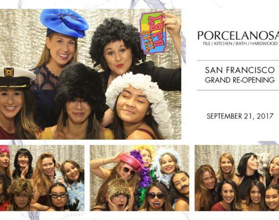 Porcelanosa San Francisco Grand Re-Opening Sept21