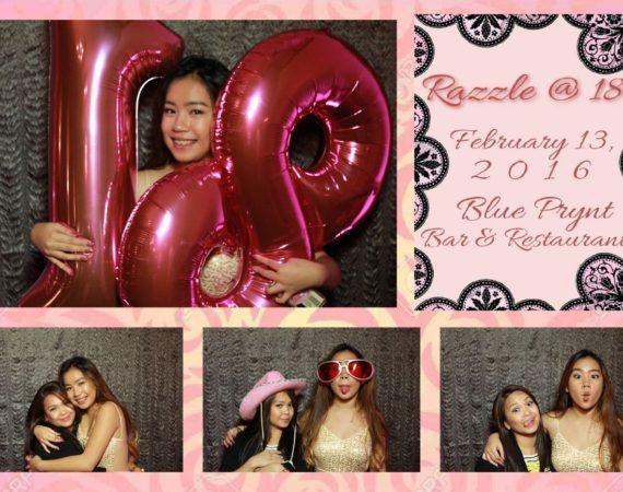 Razzle 18th Birthday
