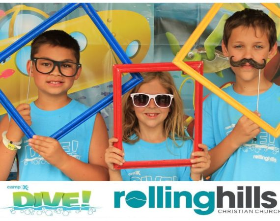 Rolling Hills Church Dive! June17