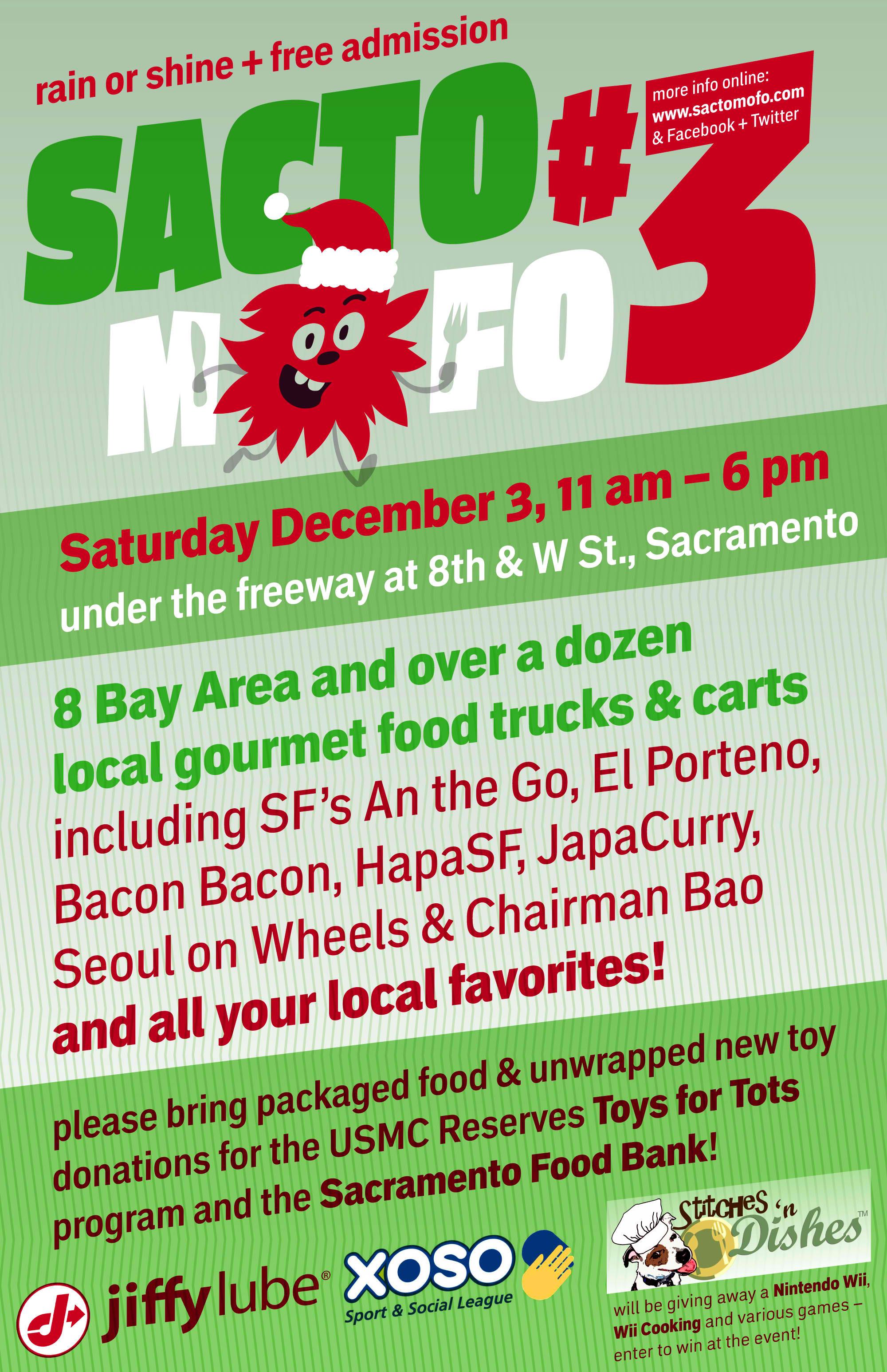 SactoMoFo3 -- 8th & W Sacramento Dec.3rd, 2012