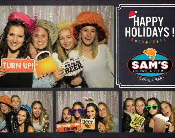 Sam's Chowder House Jan16