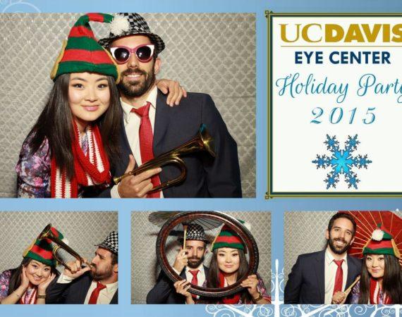 UC Davis Eye Center Holiday Party Dec12