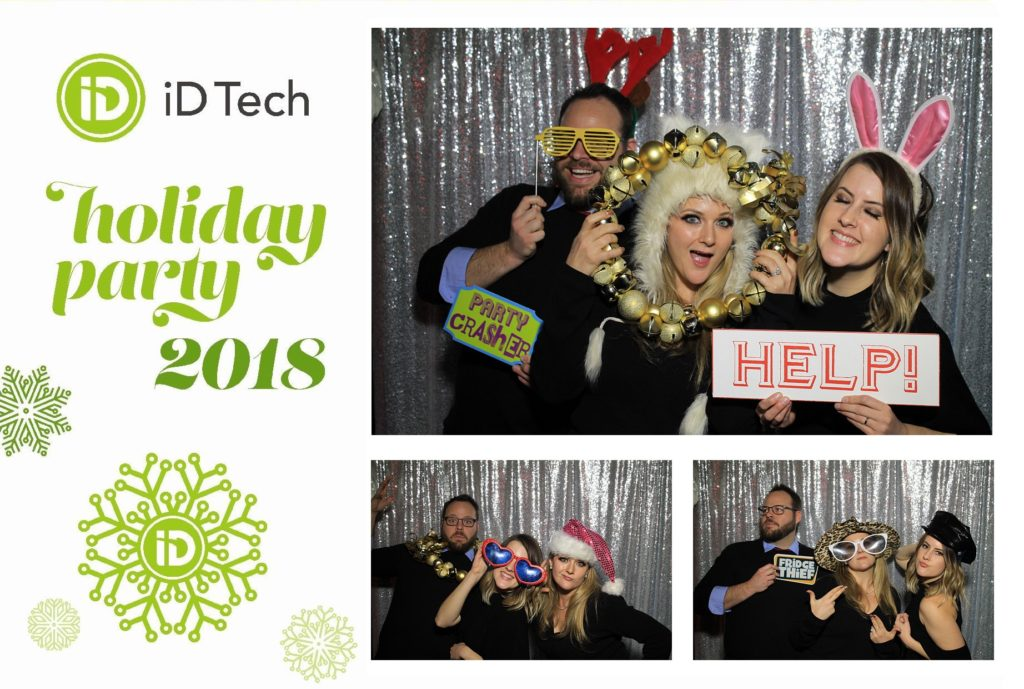 iD Tech Holiday Party Dec13